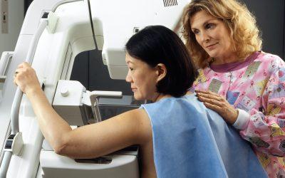 Mamografiou proti rakovine prsníkov